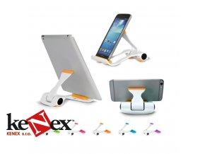 stojanek univerzalni drzak na telefon tablet fialova