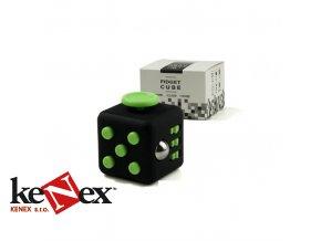 fidget cube zeleny