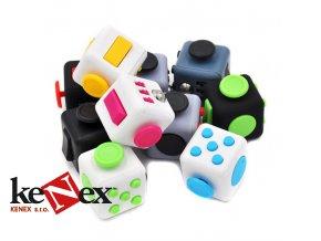 fidget cube modry 1