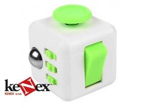 fidget cube bilo zeleny