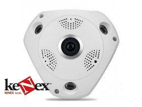 VR-P1-130 panoramatická rybí oko IP kamera  Speciální cena pro registrované