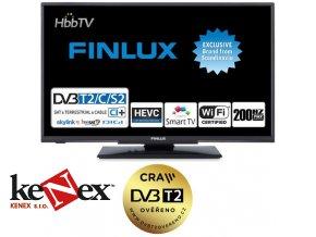 finlux tv28fhb5661 t2 sat smart wifi