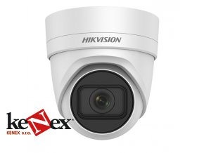 hikvision ds 2cd2h43g0 izs 28 12 mm venkovni 2 mpix turret ip kamera