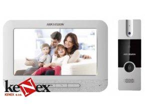 hikvision ds kis202 kit videotelefonu