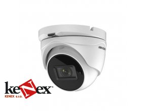 hikvision ds 2ce79u8t it3z 2 8 12 mm starlight venkovni 4k 8 mp hd tvi dome bal kamera
