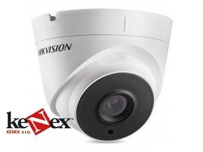 hikvision ds 2ce56d8t it3e 2 8mm starlight poc venkovni 2 mp hd tvi dome ball kamera