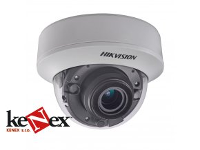hikvision ds 2ce56d8t aitz 2 8 12mm starlight venkovni 2 mp hd tvi dome kamera