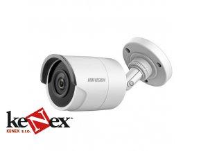 hikvision ds 2ce17u8t it 2 8 mm starlight venkovni 8 mp 4k bullet hd tvi kamera