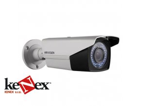 HIKVISION DS 2CE16D0T VFIR3F (2.8 12mm) venkovní 2MP HD TVI, CVI, AHD, ANALOG kamera 4v1 s IR do 40m