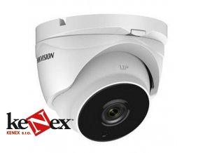 hikvision ds 2ce56h5t it3ze 2 8 12mm starlight poc venkovni 5 mp hd tvi dome ball kamera
