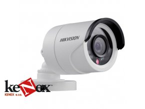 hikvision ds 2ce16d0t ire 3 6mm poc venkovni 2 mp bullet hd tvi kamera
