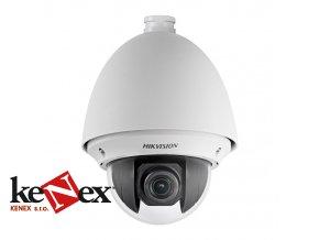 hikvision ds 2ae4215t a 15x venkovni 2 mpix speed domehd-tvi kamera