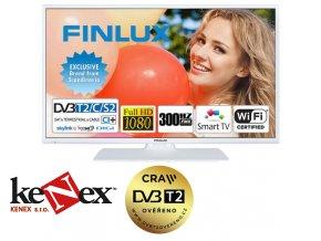 finlux tv32fwc5760 ultratenka fhd sat wifi