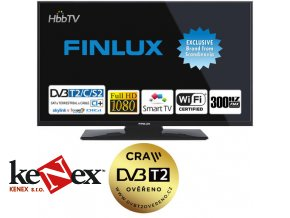 finlux tv43ffc5660 t2 sat hbb tv smart wifi
