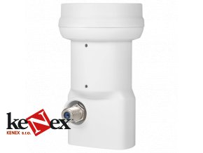 megasat high gain single lnb 0 1db