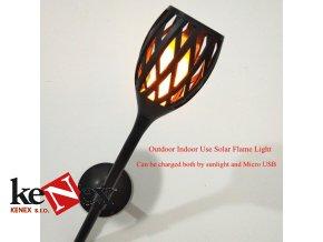 zahradni solarni lampa
