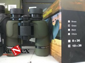 boshile dalekohled zoom 10x36 zeleny