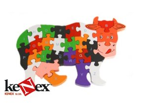 vyr 5195puzzle krava