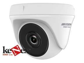 HiWatch HWT-T120 (2.8mm) vnitřní 2 MP HD-TVI domeball kamera  Speciální cena pro registrované
