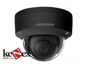 HIKVISION DS-2CD2123G0-I/G (2.8mm) černá venkovní 2Mp IP kamera  Speciální cena pro registrované