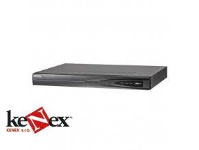HIKVISION DS-7608NI-Q1/8P Síťové záznamové zařízení pro 8 IP kamer s PoE  Speciální cena pro registrované