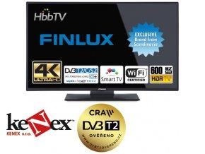 finlux 40fud7060 uhd sat t2 smart wifi