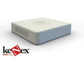 hikvision ds 7104huhi k1 hybridni dvr pro 4 turbo hd kamery