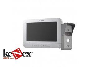 hikvision ds kis203 kit videotelefonu
