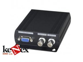 ad001hd4 2 prevodnik hd obrazoveho signalu ahd tvi cvi cvbs na hdmi s pruchozim vystupem