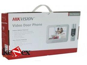 ds kis202 kit videotelefonu analog 4 drat bytovy monitor dverni stanice