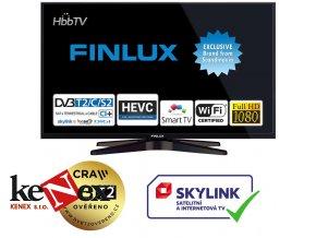 finlux 32ffe5760 fhd sat wifi skylink live