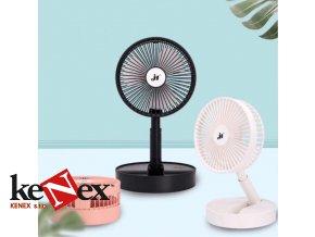 ventilator nabijeci usb bily jiahao folding fan