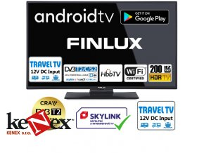 finlux 24fhmf5770 android t2 sat smart wifi 12v