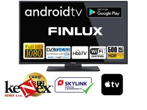 finlux 32fff5670 android hdr fhd sat wifi skylink live