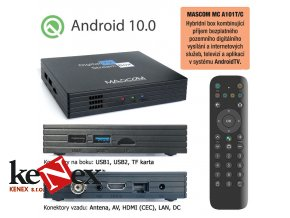 mc a101t c android tv 10 0 dvb t2 4k hdr ovladac s tv control,1