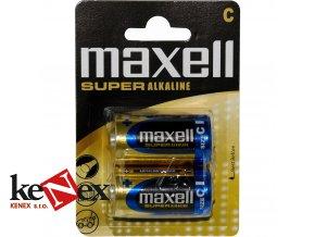 alkalicke baterie lr14 2bp alk