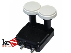 inverto black pro twin monoblock