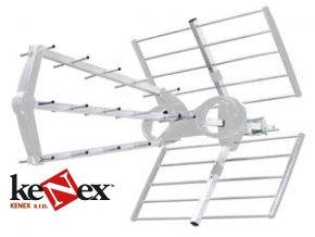 its antena venkovni triplex uh