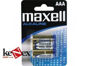 maxell super alkaline aaa 15v