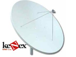 parabolicka antena pro sat pri
