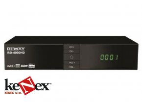 di way ird 4000hd skylink ready