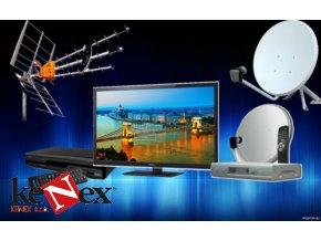 Televize – příjem televizního signálu, instalace, nastavení