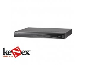 hikvision ds 7604ni k14p sítovy videorekorder pro 4 ip kamery