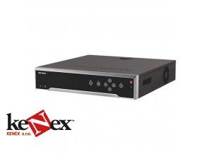 hikvision ds 7732ni i416p sitove zaznamove zarizeni pro 32 ip kamery