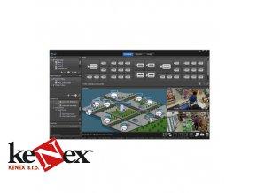 Licence pro 1 IP kameru NUUO Crystal VMware vSphere (max 1024) ENTERPRISE