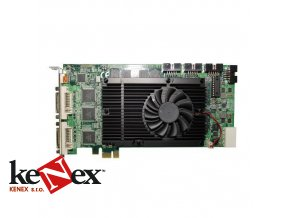NUUO PC karta pro 16 kamer, HDMI SCB-7116