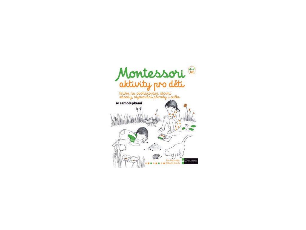 Montessori - aktivity pro děti 4- 7 let