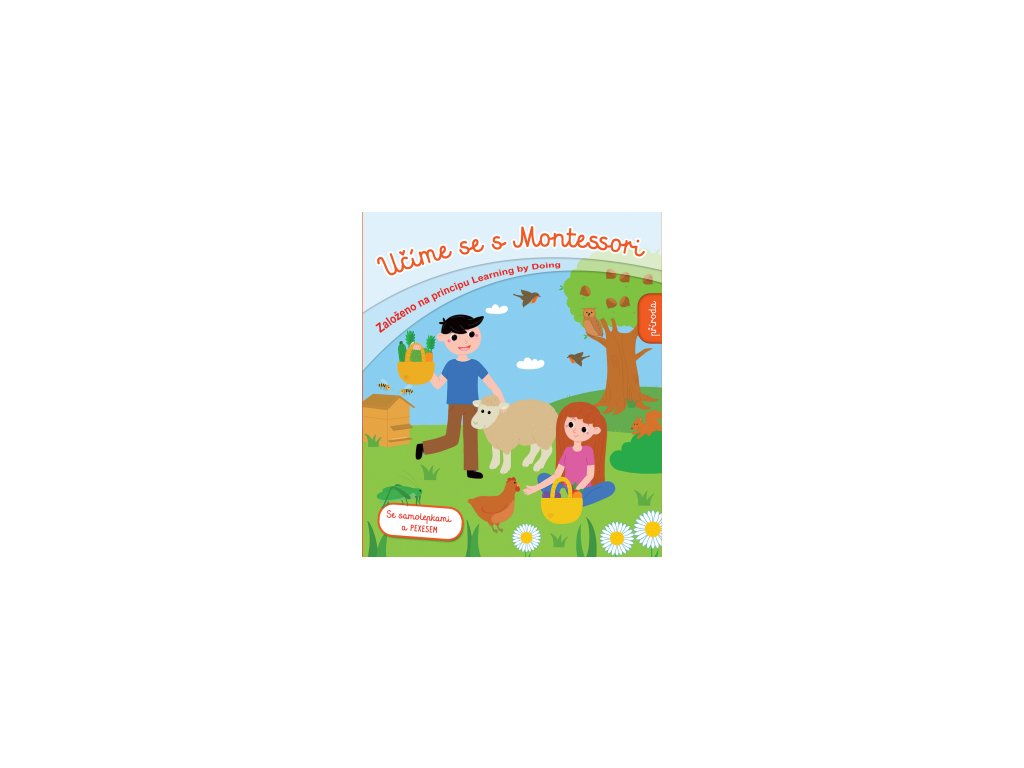 Učíme se s Montessori - příroda 5-7 let