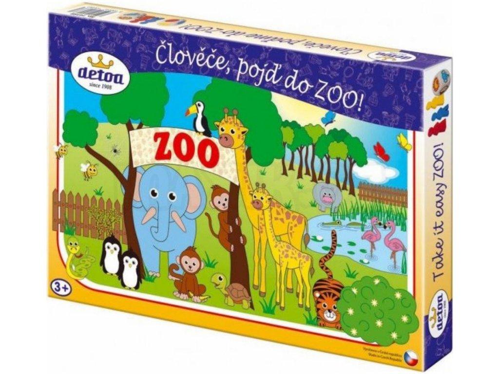 1486 hra clovece pojd do zoo