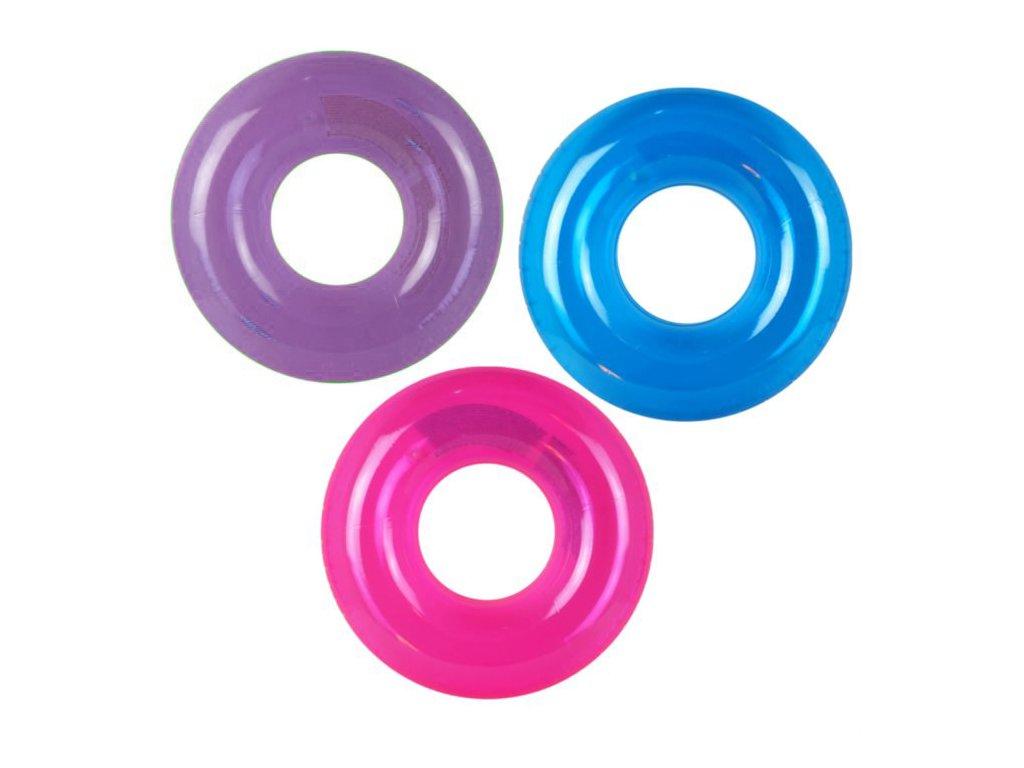 Nafukovací kruh - barevný 91 cm
